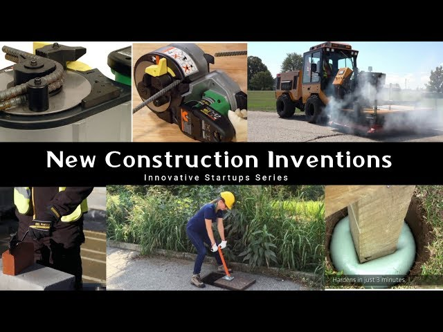 Amazing Construction Inventions | New Inventions | Business Ideas