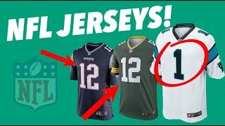 CRITIQUING ALL 32 NFL TEAM JERSEYS - Your Fashion Sense on Blast