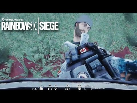 Rainbow Six Siege - Random Moments #10