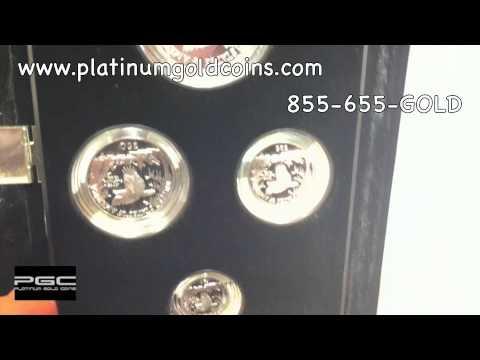 Platinum Bullion Proof Set | Buy Platinum | 1-855-655-GOLD