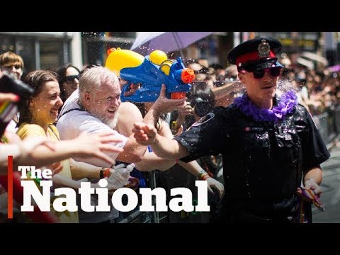 Police get boot as Pride Toronto returns to political roots