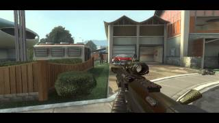 Dr.Chaos Call of Duty Black Ops 2 Multiplayer Sniper Runde # 1