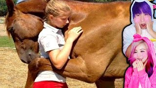 Unbelievable Animals That SAVED Peoples Lives!