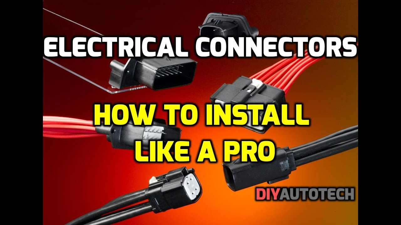 How To Fix Electrical Connectors Like A Pro Series Hd Auto Wire Harness Connector Good Welding