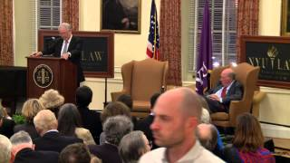 "2013 James Madison Lecture: Hon. William Fletcher: ""Our Broken Death Penalty"""
