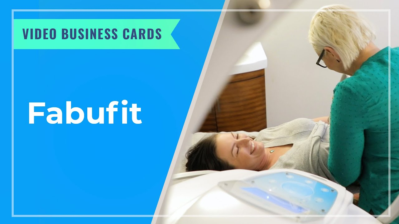 VIDEO BUSINESS CARDS: Fabufit Body Contouring