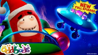 ODDBODS | An Extraterrestrial Christmas | CHRISTMAS 2020 | NEW Full Episode | Cartoons For Kids