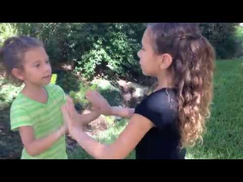 Miss Mary Mack Hand-Clapping Game