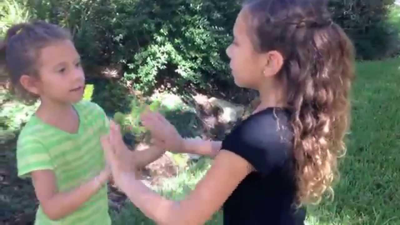 Miss Mary Mack hand clap - YouTube
