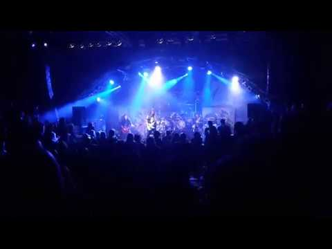 Existance - Heavy Metal Fury (Electric Guitars Solo Live) 16.10.2018 Markthalle Hamburg