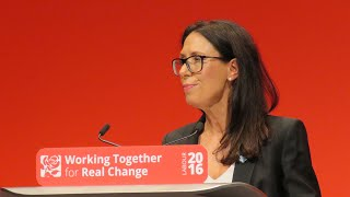 Debbie Abrahams's speech to Annual Conference 2016
