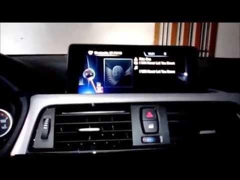 Napster im BMW F30, F31, F32 bis F36, Baujahr 2014