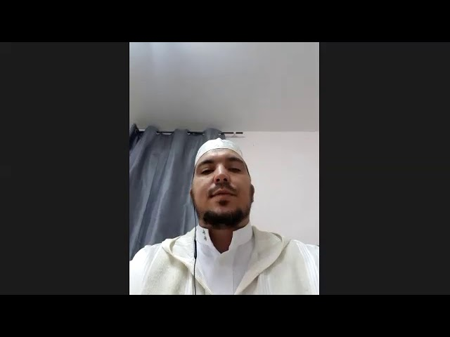 تلاوة آيات بينات من الذكر الحكيم لفضيلة الشيخ مصطفى الكوزيني