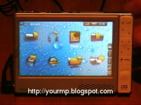 Media Player Archos 605