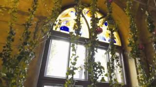 свадьба в цвете марсала в Одессе , сочетание старинной аристократичности и современного подхода