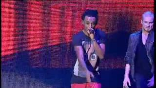 JLS - She Makes Me Wanna (Live At The 2011 Jingle Bell Ball 4th December)