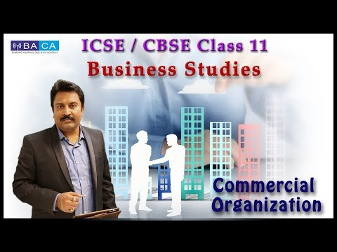 Commercial Organization