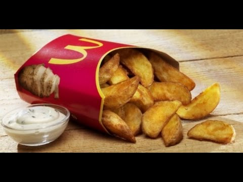 рецепт картошки по деревенски с фото как в макдональдсе