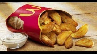 Как сделать картошку по деревенски как в макдоналдс
