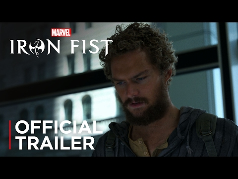 Marvel's Iron Fist | Official Trailer [HD]...