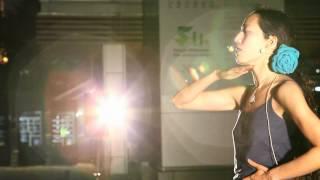 堀江 里子 & ヨガジャヤ ティーチャー. パークヨガ 2012 東京 相楽のり子 動画 26