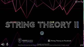 String Theory 2 Walkthrough
