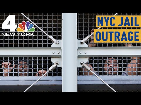 NYC Jail that Lost Heat, Power Sparks Federal Investigation | NBC New York Mp3