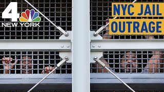 NYC Jail that Lost Heat, Power Sparks Federal Investigation | NBC New York