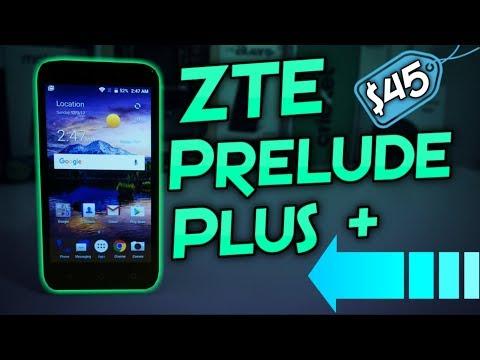 ZTE Prelude 2 Video clips - PhoneArena