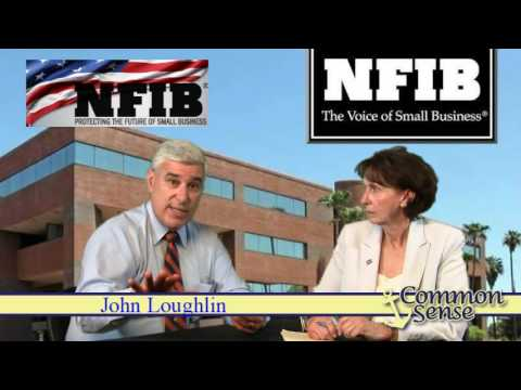 Interview Segment 2   John Loughlin talking about business climate in Rhode Island