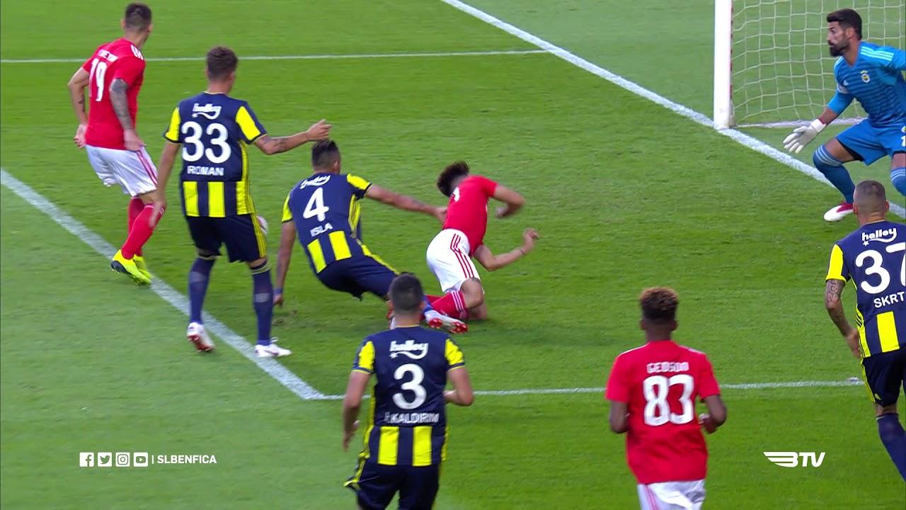Resumo Benfica: Resumo:Benfica 1-0 Fenerbahçe I 3º Pré-Eliminatória Liga