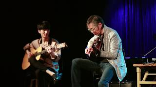 Fly Me To The Moon - Rynten Okazaki and Sungha Jung (live)