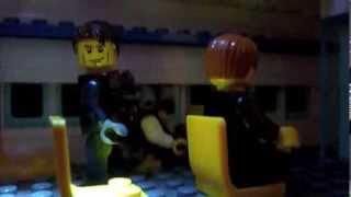 NON STOP TRAILER in LEGO