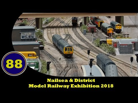 Nailsea & District Model Railway Exhibition 2018 - 24/03/2018