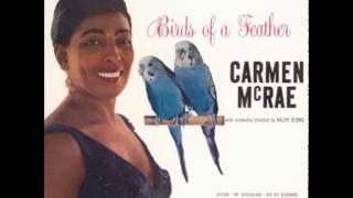 Carmen McRae Baltimore Oriole