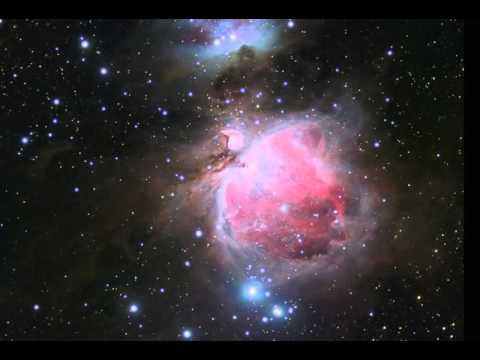 Anatomie de la constellation d'Orion - YouTube