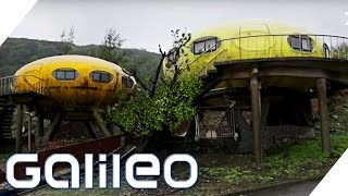 Lost Places: Das mysteriöse Ufo-Dorf in Taiwan | Galileo | ProSieben