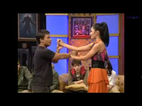 Wing Chun Deddy Corbuzier @Hitam Putih Trans7 - YouTube