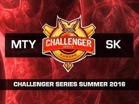 Melty esports club vs SK Gaming - Día 2 - Challenger Series EU Summer 2016 - Español