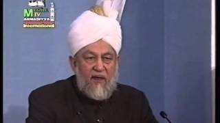 Friday Sermon 3 February 1995