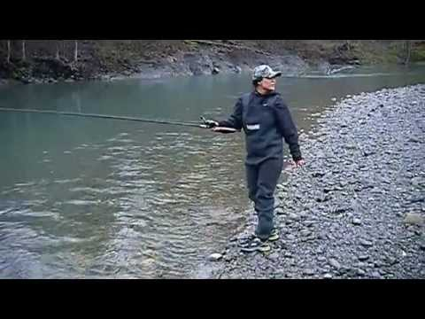 Steelhead fishing the russian river youtube for Russian river fishing