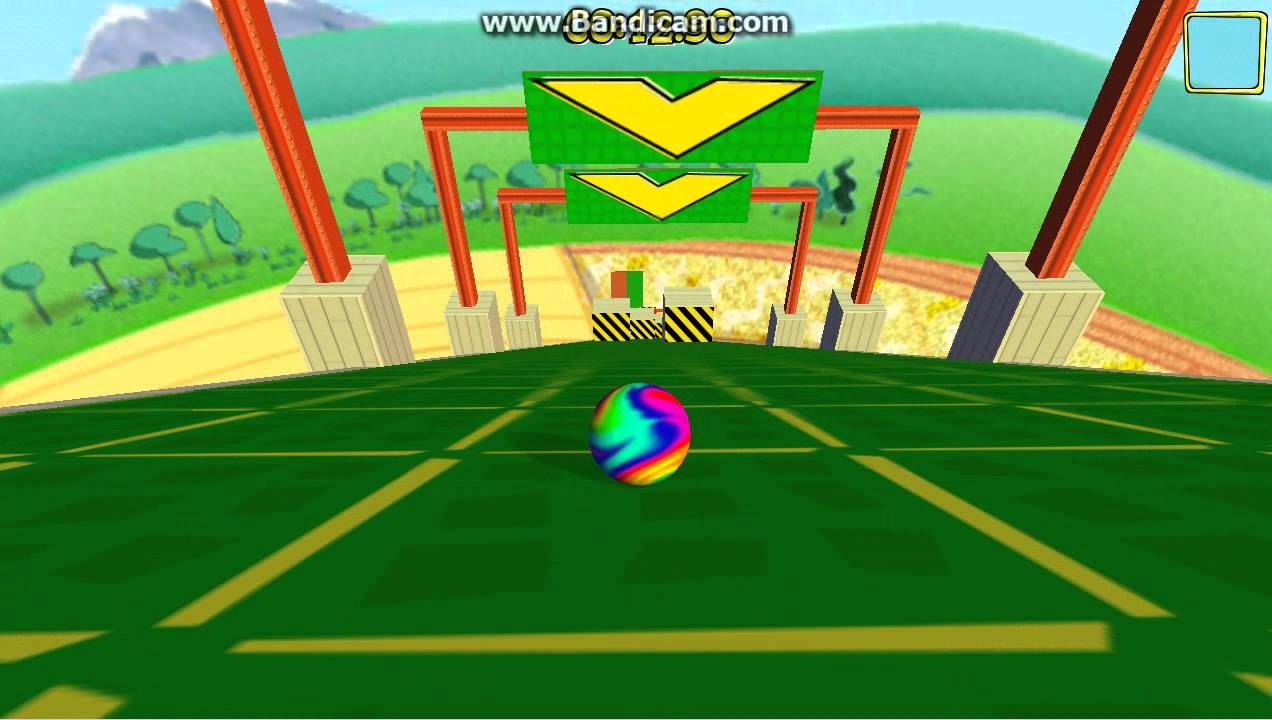 Marble Blast Gold Custom level: Dive II