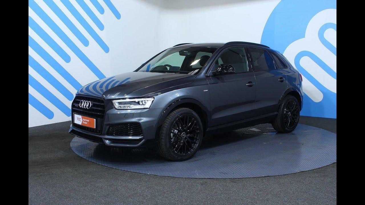 Audi Q3 2 0 Tfsi Black Edition S Tronic Quattro 5dr Start