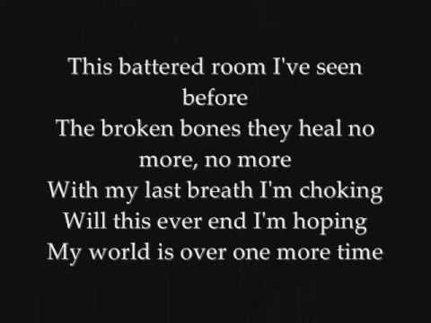 Bullet for my valentine-Tears dont fall w/lyrics