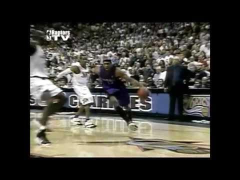 2001 ECSF Philadelphia 76ers V Toronto Raptors Game 7