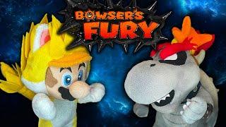 Super Mario Bros: Bowser's Fury Plush! - Super Mario Richie