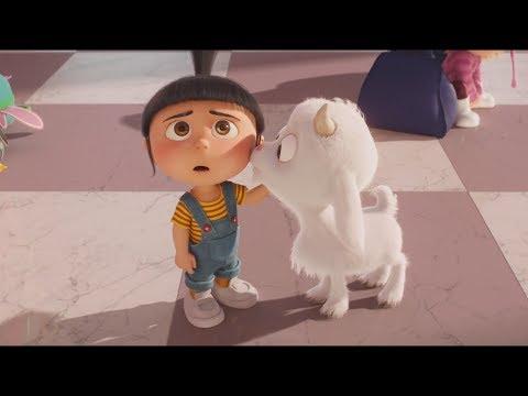 Despicable Me 3 - Agnes & Unicorn Goat Cute