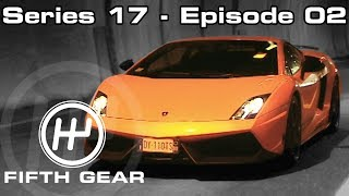 Fifth Gear Series 17 Episode 2 смотреть
