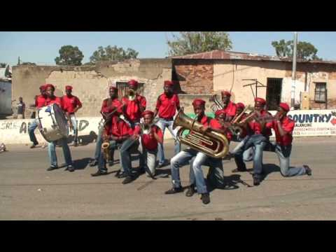 Bambanani Brass Band Mbherethe South Africa 12
