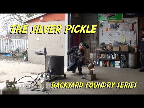 the silver pickle